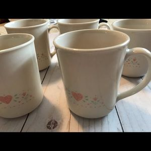 Corelle Forever Yours Mugs
